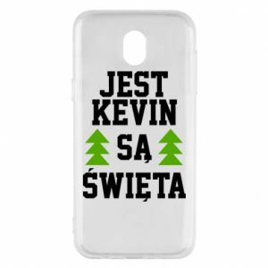 Phone case for Samsung J5 2017 It's Kevin. it's Christmas.