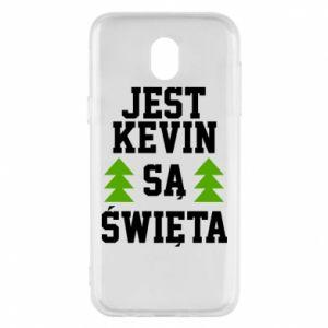 Etui na Samsung J5 2017 Jest Kevin są Święta