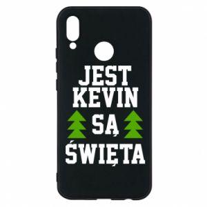Etui na Huawei P20 Lite Jest Kevin są Święta