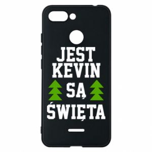 Phone case for Xiaomi Redmi 6 It's Kevin. it's Christmas.