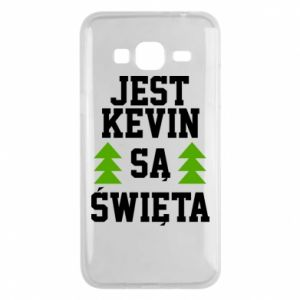 Phone case for Samsung J3 2016 It's Kevin. it's Christmas.