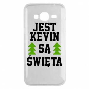 Etui na Samsung J3 2016 Jest Kevin są Święta