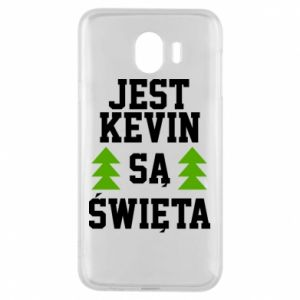 Phone case for Samsung J4 It's Kevin. it's Christmas.