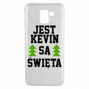 Etui na Samsung J6 Jest Kevin są Święta