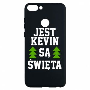 Phone case for Huawei P Smart It's Kevin. it's Christmas.