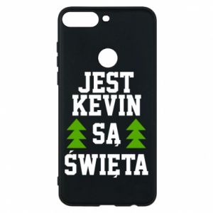 Phone case for Huawei Y7 Prime 2018 It's Kevin. it's Christmas.