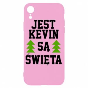Phone case for iPhone XR It's Kevin. it's Christmas.
