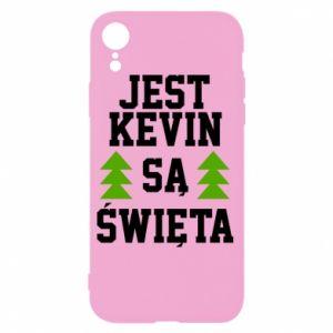 Etui na iPhone XR Jest Kevin są Święta