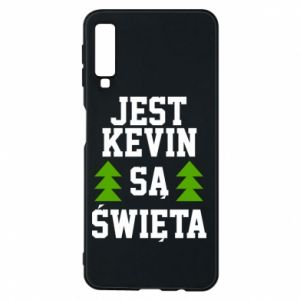 Phone case for Samsung A7 2018 It's Kevin. it's Christmas.