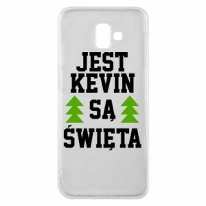 Etui na Samsung J6 Plus 2018 Jest Kevin są Święta
