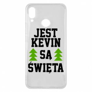 Phone case for Huawei P Smart Plus It's Kevin. it's Christmas.