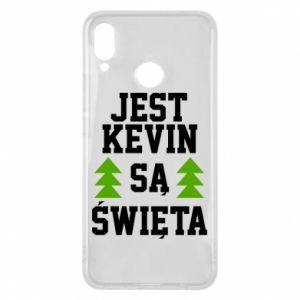 Etui na Huawei P Smart Plus Jest Kevin są Święta