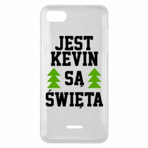 Phone case for Xiaomi Redmi 6A It's Kevin. it's Christmas.
