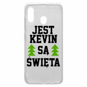 Phone case for Samsung A20 It's Kevin. it's Christmas.