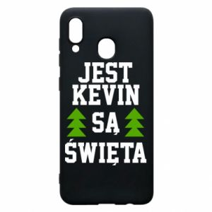 Phone case for Samsung A30 It's Kevin. it's Christmas.
