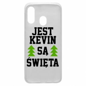 Phone case for Samsung A40 It's Kevin. it's Christmas.