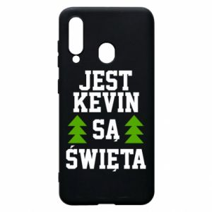 Phone case for Samsung A60 It's Kevin. it's Christmas.