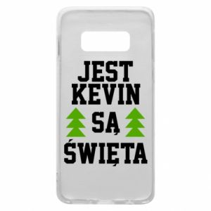 Phone case for Samsung S10e It's Kevin. it's Christmas.