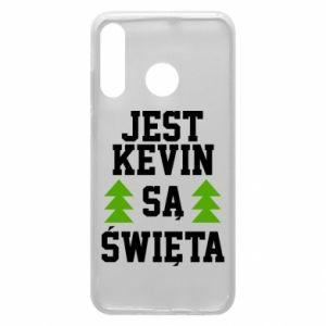 Etui na Huawei P30 Lite Jest Kevin są Święta
