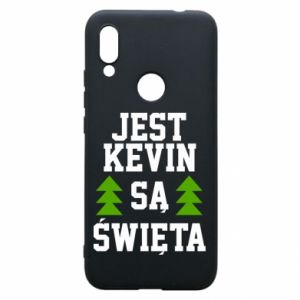 Phone case for Xiaomi Redmi 7 It's Kevin. it's Christmas.
