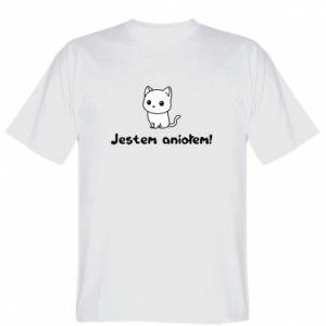 Koszulka Jestem aniołem! Albo diabłem ...