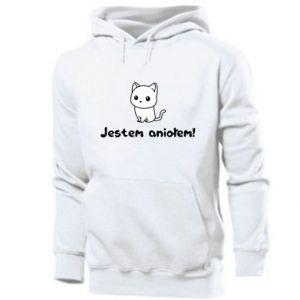 Men's hoodie I'm an angel! Or the devil ... - PrintSalon