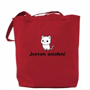 Bag I'm an angel! Or the devil ... - PrintSalon