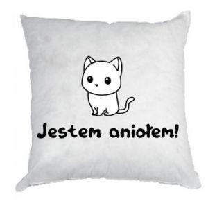 Pillow I'm an angel! Or the devil ... - PrintSalon