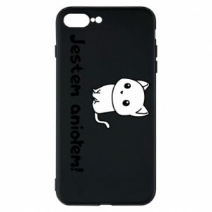 Etui na iPhone 7 Plus Jestem aniołem! Albo diabłem ...