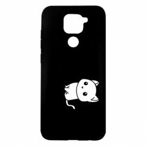 Xiaomi Redmi Note 9 / Redmi 10X case % print% I'm an angel! Or the devil ...