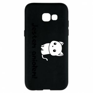 Samsung A5 2017 Case I'm an angel! Or the devil ...