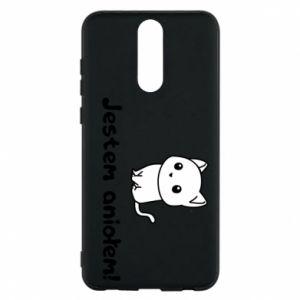 Phone case for Huawei Mate 10 Lite I'm an angel! Or the devil ... - PrintSalon