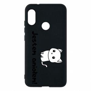 Phone case for Mi A2 Lite I'm an angel! Or the devil ... - PrintSalon