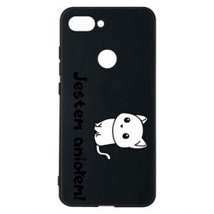Etui na Xiaomi Mi8 Lite Jestem aniołem! Albo diabłem ...