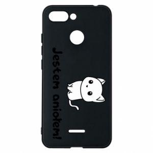 Xiaomi Redmi 6 Case I'm an angel! Or the devil ...