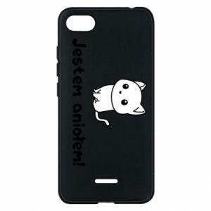 Xiaomi Redmi 6A Case I'm an angel! Or the devil ...