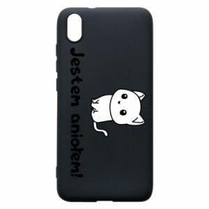 Xiaomi Redmi 7A Case I'm an angel! Or the devil ...