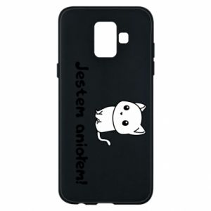 Samsung A6 2018 Case I'm an angel! Or the devil ...
