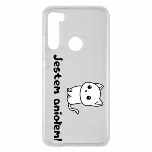 Xiaomi Redmi Note 8 Case I'm an angel! Or the devil ...