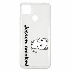 Xiaomi Redmi 9c Case I'm an angel! Or the devil ...