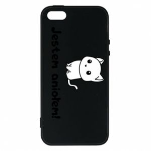 iPhone 5/5S/SE Case I'm an angel! Or the devil ...