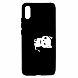 Xiaomi Redmi 9a Case I'm an angel! Or the devil ...