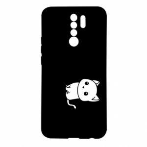 Xiaomi Redmi 9 Case I'm an angel! Or the devil ...