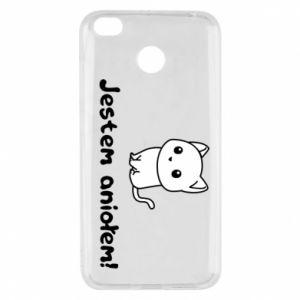 Xiaomi Redmi 4X Case I'm an angel! Or the devil ...