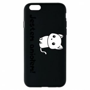 Phone case for iPhone 6/6S I'm an angel! Or the devil ... - PrintSalon