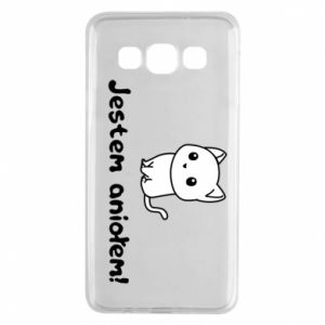 Samsung A3 2015 Case I'm an angel! Or the devil ...