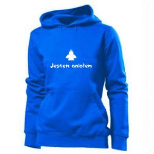 Women's hoodies I'm an angel