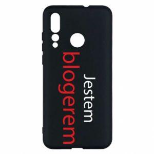 Etui na Huawei Nova 4 Jestem blogerem