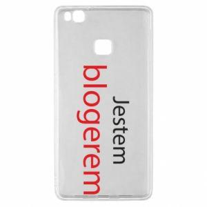 Etui na Huawei P9 Lite Jestem blogerem