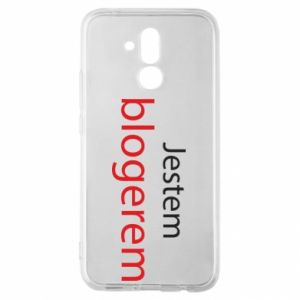 Etui na Huawei Mate 20 Lite Jestem blogerem